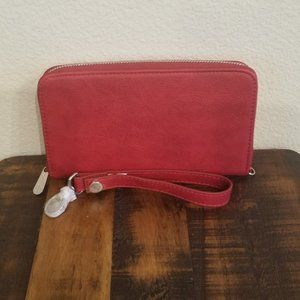 Thirty One- All About the Benjamins Wallet + Strap